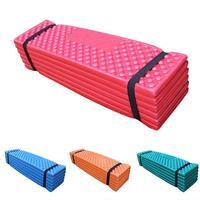 Ultralight Foam Outdoor Camping Mat Easy Folding Beach Tent Sleeping Pad Waterproof Mattress 190 * 57 * 2 cm|Mattress Toppers|Home & Garden -