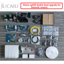 Jucaili Hoson upgrade kit for Epson dx5/dx7 convert to xp600 double head board network version kit for large format printer