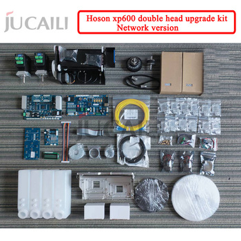 Jucaili Hoson upgrade kit for Epson dx5/dx7 convert to xp600 double head board network version large format printer - discount item  2% OFF Office Electronics