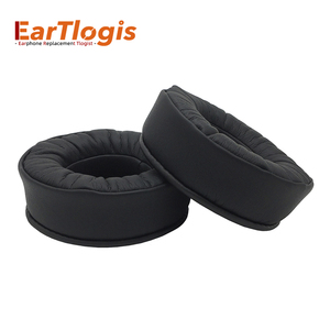 Image 1 - EarTlogis Replacement Ear Pads for Audio Technica ATH D700X AD1000X AD2000X Headset Parts Earmuff Cover Cushion Cups pillow