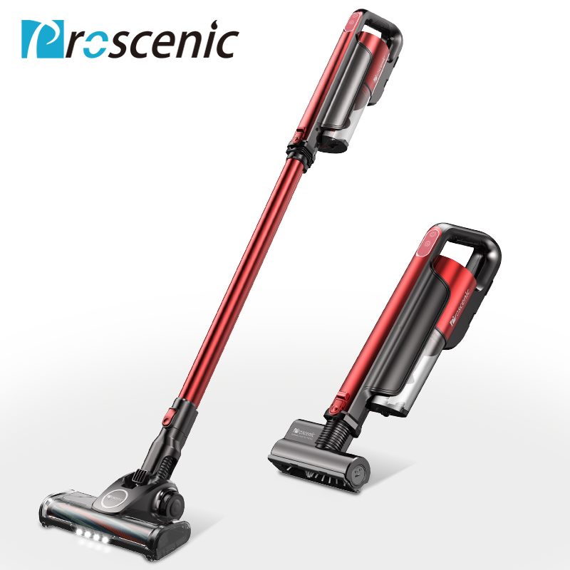 Proscenic I7 Lightweight Cordless Vacuum Cleaner Battery Rechargeable Detachable Bagless Handheld Vacuum-in Vacuum Cleaners from Home Appliances
