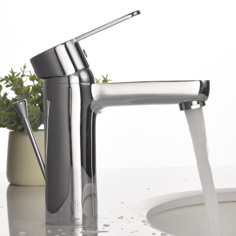 Copper Pulling Sewer Basin Faucet Send Drainer Public Occasion Only Leading Factory Direct Selling MT1012