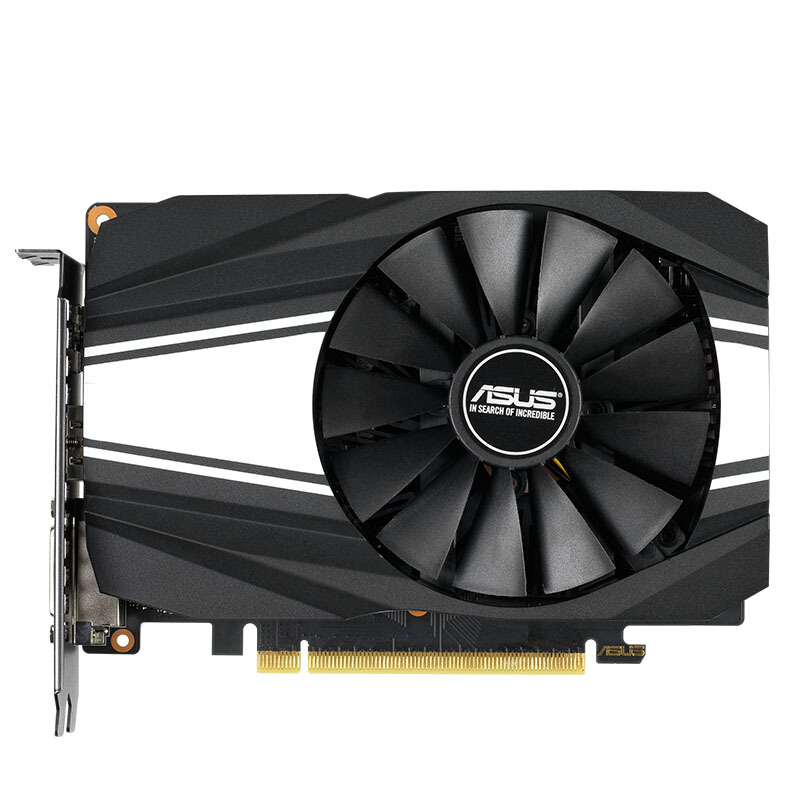 Asus PH-GTX1660Ti-O6G 6G Discrete Graphics Computer Game Graphics Card GTX1660Ti 6G DDR6 ITX