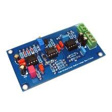 Gerador montado do sinal da onda senoidal do oscilador 1khz da escala audio da baixa distorção para o teste harmônico da distorção, teste nivelado