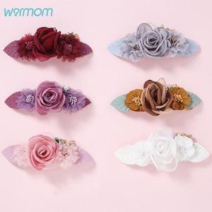 Warmom Baby Girls Flowers Head