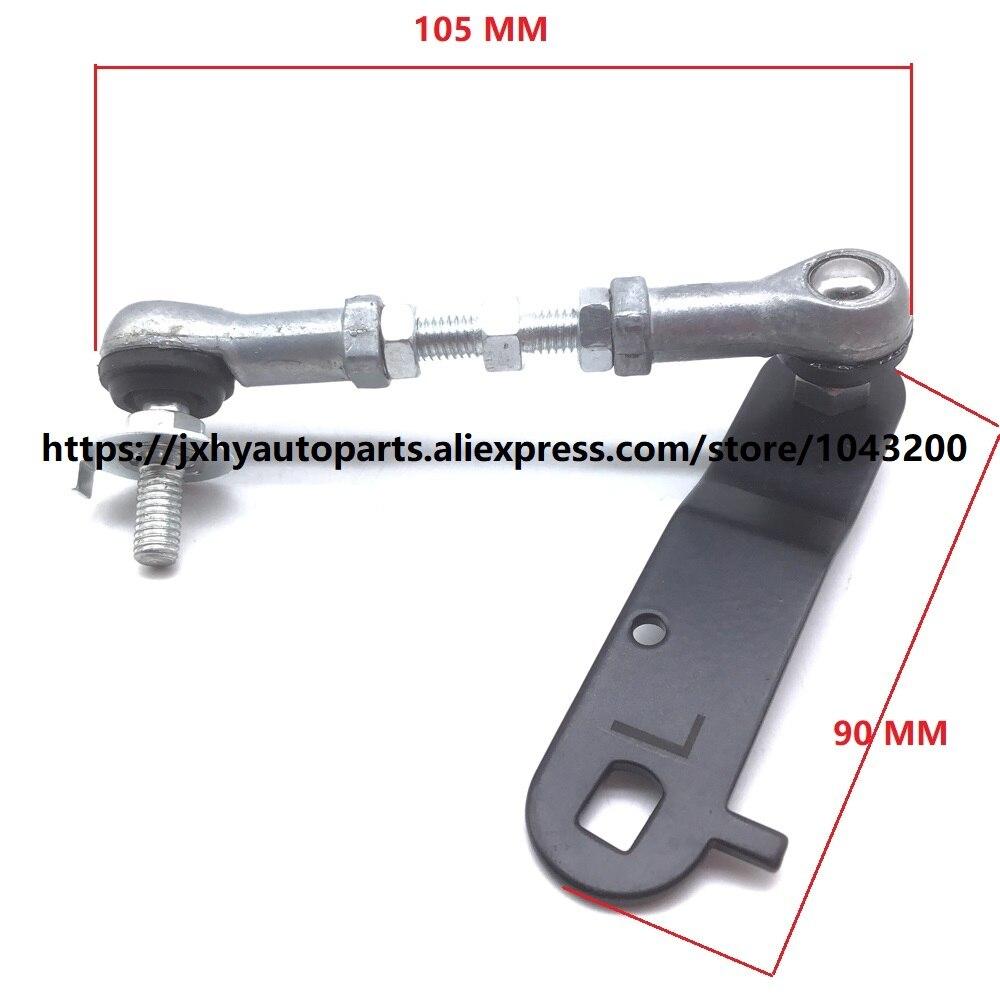 Новый автомобильный корпус задний левый датчик Рычажная связь для Toyota Lexus OE #4890635020/48906-35020