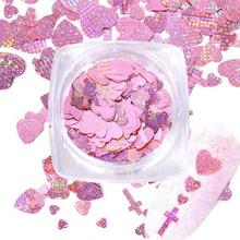 best Nail Glitter Shiny Matte Shell colorful Nail