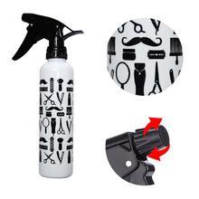 цена на 250ml Hairdressing Spray Empty Bottle Refillable Mist Bottle Salon Barber Hair Tools Water Sprayer Care Tools