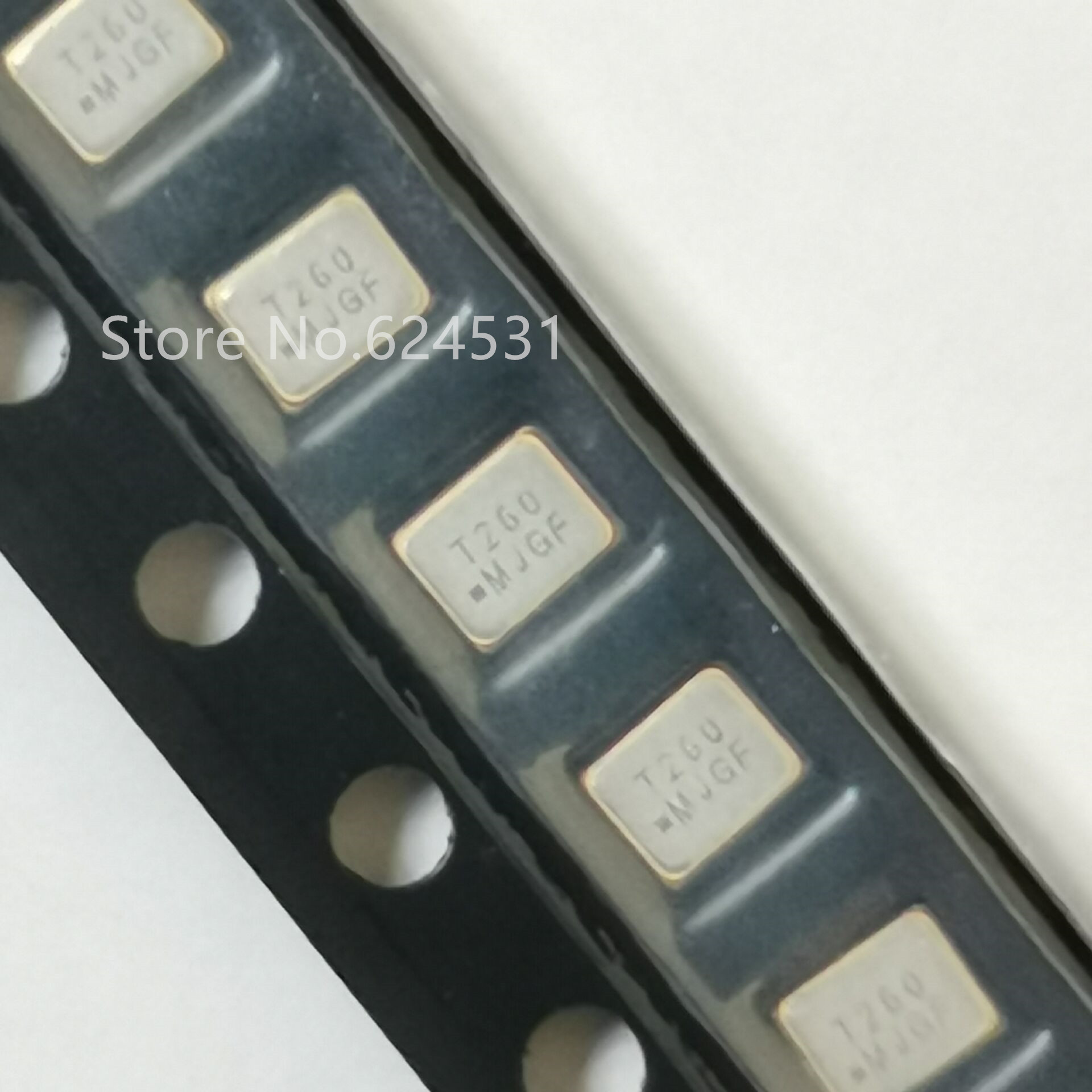 10pcs Passive SMD Crystal 2520 2025 2.0*2.5 4p 26M 26MHZ 26.000MHZ Resonator