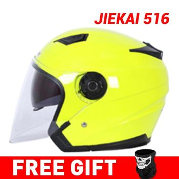 JIEKAI Motorcycle Helmet Open Face Helmets Motocicleta Cascos Para Motorbike Scooter Riding Safety Helmet Cascos Para Moto 14