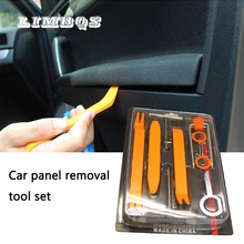 цена на Car door panel removal tool for Porsche Cayenne Macan Panamera Boxster 911 971 718 9YA portable audio repairing disassembly pry