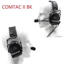 Защитные наушники для спорта на открытом воздухе охоты comtac