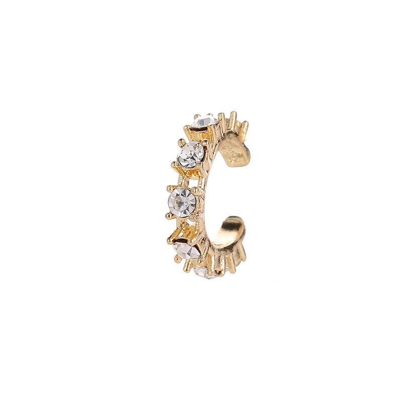 08 gold earrings