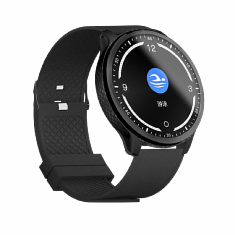Bluetooth Sport Smartwatch P69 soutenir la pression artérielle d'oxygène fréquence cardiaque étanche Sport montre intelligente pour xiomi huawe ios téléphone