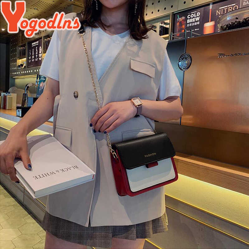 Yogodlns Shiny Glitter ผู้หญิงกระเป๋าสุภาพสตรี Messenger กระเป๋า Crossbody ขนาดเล็กกระเป๋าสายคล้องไหล่กระเป๋า