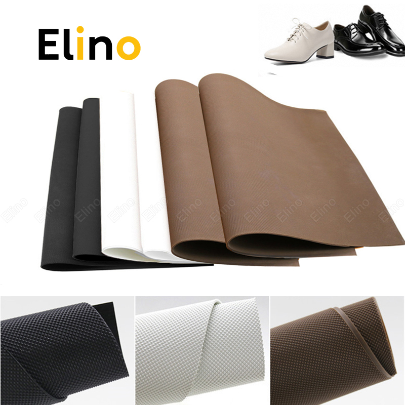 Rubber Soling Sheet Shoe Soles Outsole Repair Patches for High Heels Leather Shoes Anti Slip Replaceable Insoles Shoes Sole Pads