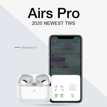 Airpodding Pro 3 Wireless Headphones Bluetooth Earphone Headset Smart Touch Aire Earbuds With Case for iPhone Android pod Pro 3(China)