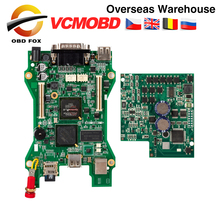 For VCMOBD ii V101 Car Diagnostic Tool supports the car before 2016 VCMOBD 2 OBD2 code reader Scanner