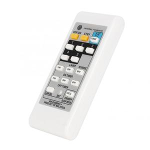 Image 2 - ABS White Universal Electric Fan Remote Control Durable Remote Controller for KDK ELMARK