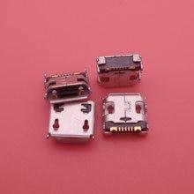 50 個三星銀河ミニ I9103 S5360 S5570 i9250 I9103 S3850 S6802 C3222 マイクロ usb 充電コネクタプラグソケットポート