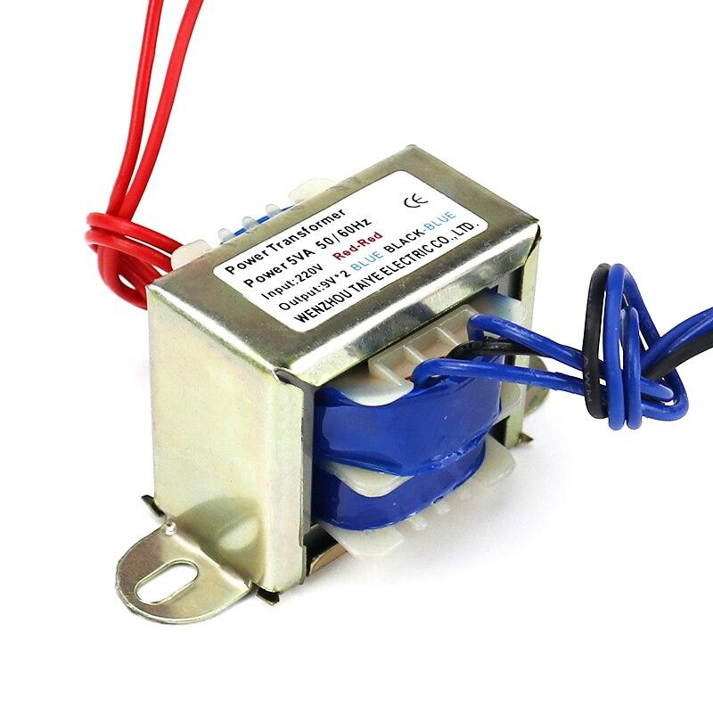 Autotransform Eingang 220V 380V 5W Power transformator Ausgang 6V 9V 12V 15V 24V abgestimmt leistung transformator beleuchtung control schaltung