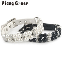 dog-pearl-collar-pu-leather-dog-collar-artificial-pearls-rhinestone-pet-collars-for-small-dogs-necklace