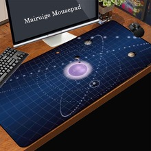 Mairuige Gaming Mouse Pad Computer Keyboard Pad Large Gaming Rubber Non-slip Mouse Pad Moving Electronic Pc Notebook Computer