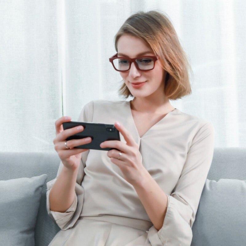 2020 haut de gamme lunettes intelligentes sans fil Bluetooth mains libres appel Audio oreille ouverte Anti-lumière bleue lentilles lunettes de soleil intelligentes! - 5
