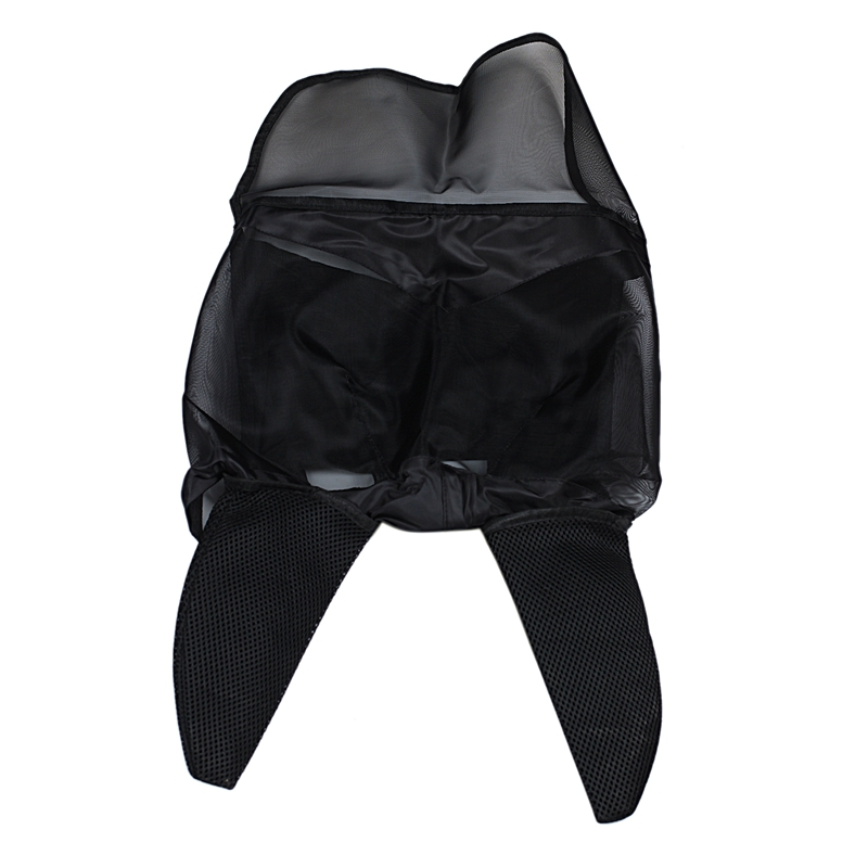 Hot Fly Mask Full Face Horse Mask Fine Mesh Uv Protection With Ears Equine Long Nose Breathable Black L