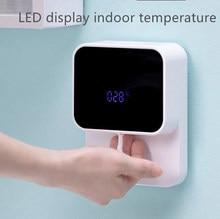 Novo original youpin display led indução automática espuma de espuma sensor lavadora mão do agregado familiar sensor infravermelho para casas shopping wc