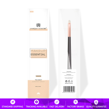U212 Lip brush for Lipstick Lip gross Lip balm or lip liner  Rose gold ferrule wooden handle Makeup brushes UNIQUE COLORS