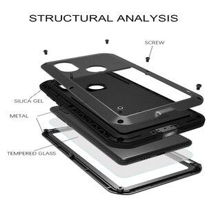 Image 5 - Металлический чехол для Xiaomi mi Max 2 3 Armor полный корпус защитный чехол противоударный Xiaomi mi x 2 2s Чехол Xiaomi mi Max3 Чехлы mi x2s