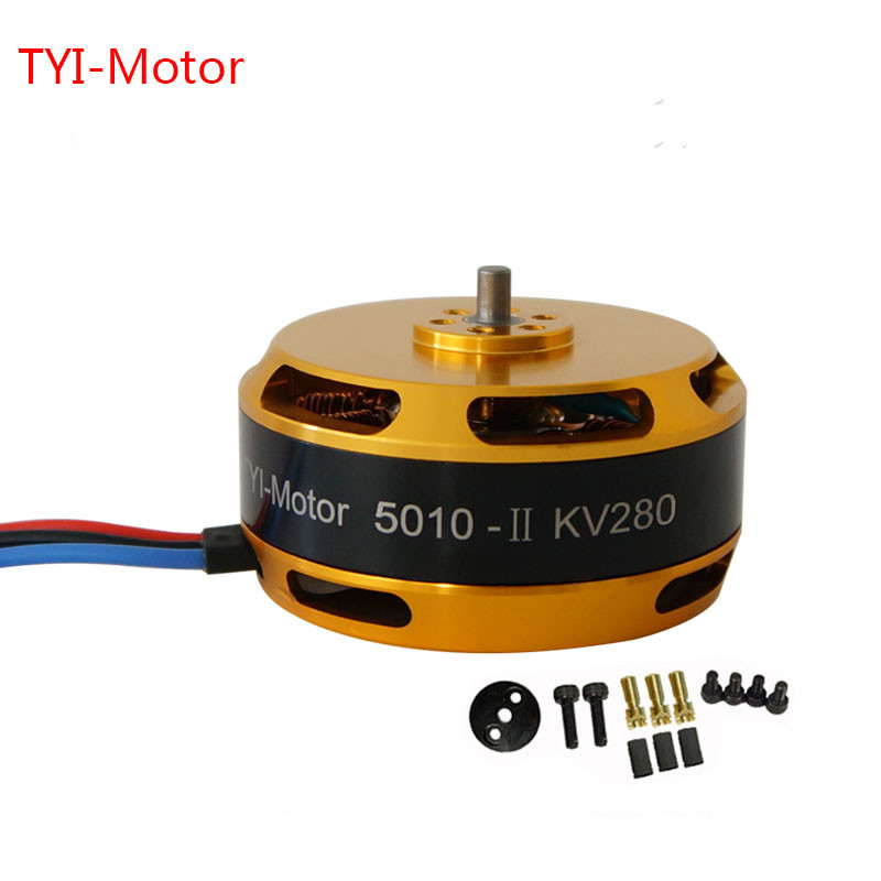 The factory supports the wholesale 100PCS <font><b>5010</b></font> aerial protection machine brushless motor high-power high-sp image