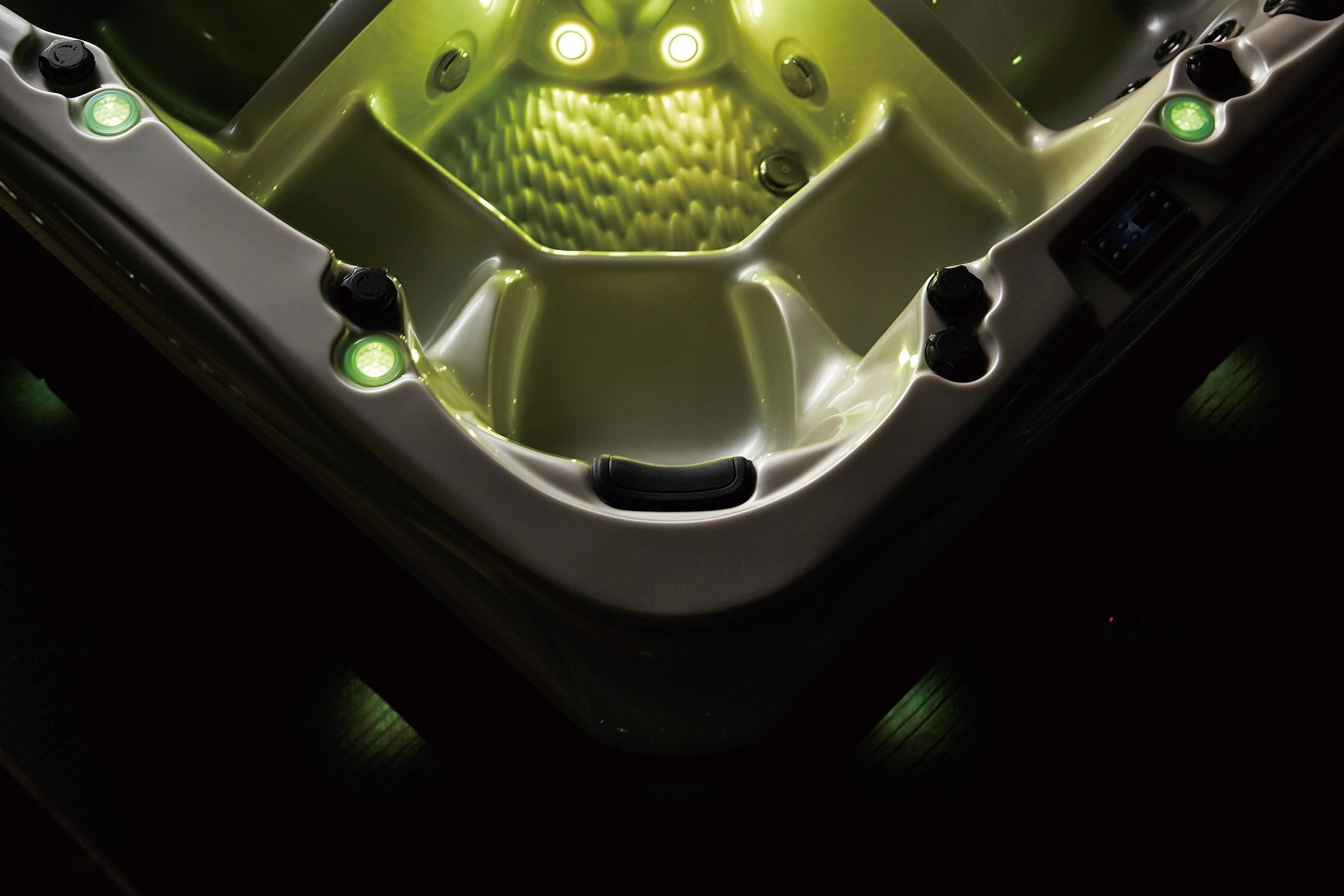 Melhor venda hydor jakuzzy função whirlpool quente spa com sistema balboa BG-8895-3