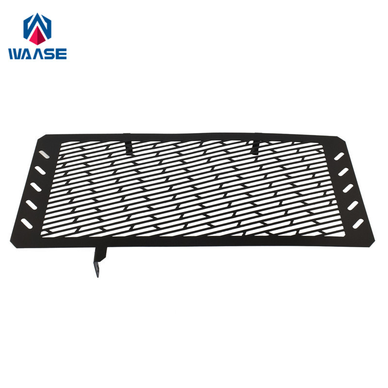 waase For Suzuki V-Strom 1000 <font><b>VStrom</b></font> <font><b>DL1000</b></font> 2014 2015 2016 2017 2018 Radiator Protective Cover Grill Guard Grille Protector image