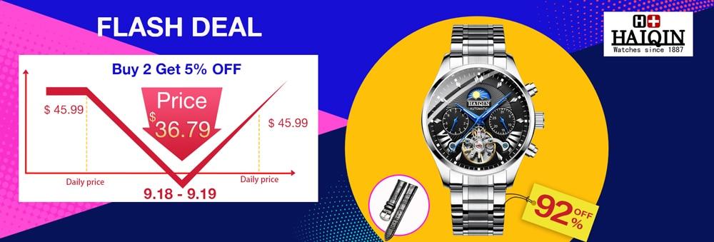 Hc71fef9e42ce412a98e617bcb456ce9dt HAIQIN 2019 Fashion Mechanical mens watches top brand luxury sport wristwatch men waterproof Quartz mens clock Relogio Masculino