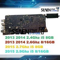 GOUZI-placa base A1502 i5 2,7G 8GB/3,1G 16GB para MacBook Pro Retina 13