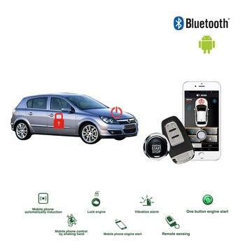 Bluetooth Link, arranque remoto de coche para ford, alarma de coche, arranque automático, bloqueo centralizado universal, arranque de botón, parada de arranque, entrada sin llave PKE