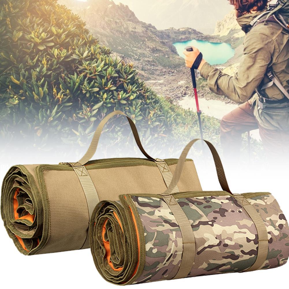 Padded Shooter Mat Lightweight Roll Up