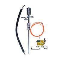 Liquid Nitrogen Tank Tool Self pressured Foot Pedal Pump And Automatic Pump For Caliber 5cm Spray Gun