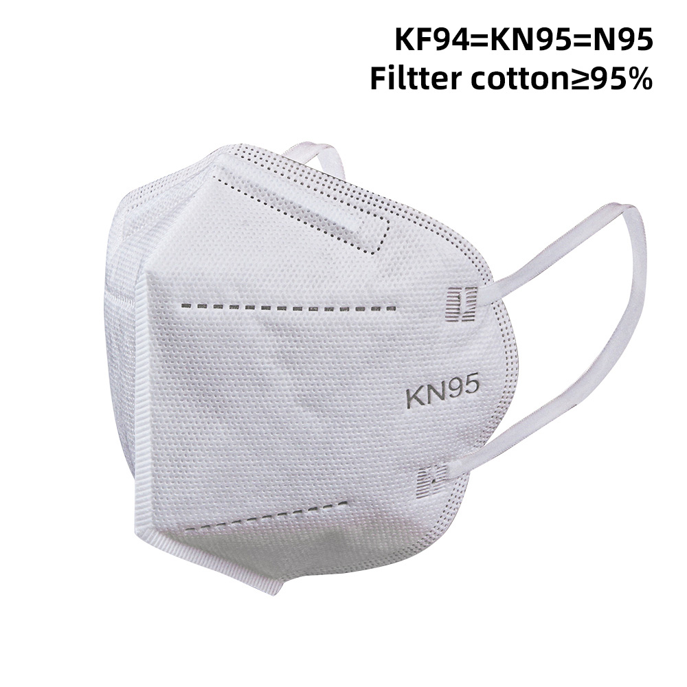 FDBRO New Sanding Particle Anti Flu Face Mask PM2.5 Adjustable Strip Industrial Dust Outdoor Breathable Facial Nonwoven Masks