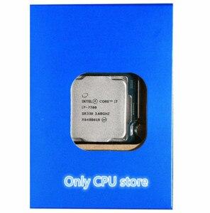 Image 4 - Processador intel core 7 series, processador i7 7700 I7 7700 cpu boxed lga 1151 land FC LGA 14 nanômetros quad núcleo cpu