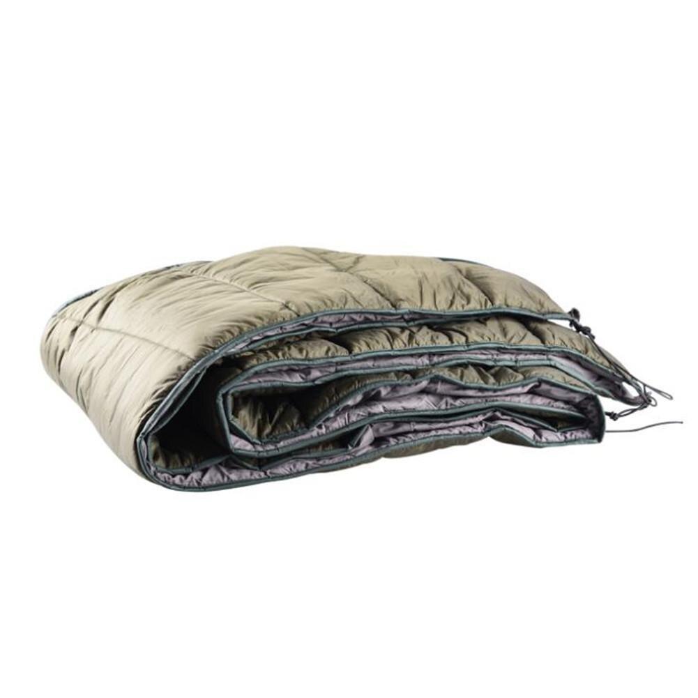 Гамак под одеяло Спальный зимний теплый под одеяло для кемпинга на открытом воздухе