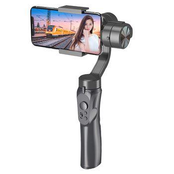 Orsda 3-Axis PTZ Gimbal Smartphone Handheld Focus Fluxo Stabilizer Phone Estabilizador Celular Flow GOPRO IPhone11XS XR X 8Plus