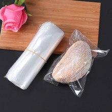 ULTNICE 200 pièces 6X6 pouces étanche POF film thermorétractable sacs pour savons bombes de bain et bricolage artisanat (Transparent)