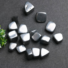 100g treated water polluted stone crystal gravel natural hematite original ornaments stones and minerals