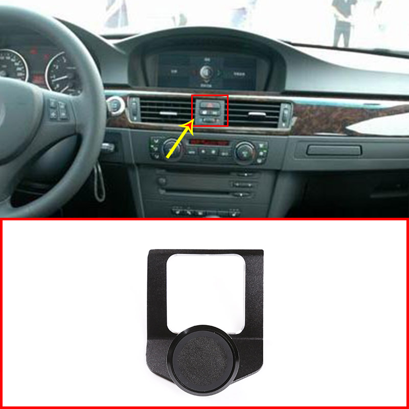 For BMW 3 Series E90 E92 E93 2005-2012 Car Air Vent Mobile Phone Holder Magnetic Car Phone Holder Car Accessories (Without LoGo)