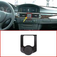 Para bmw série 3 e90 e92 e93 2005-2012 respiradouro de ar do carro suporte do telefone móvel magnético suporte do telefone do carro acessórios do carro (sem logotipo)