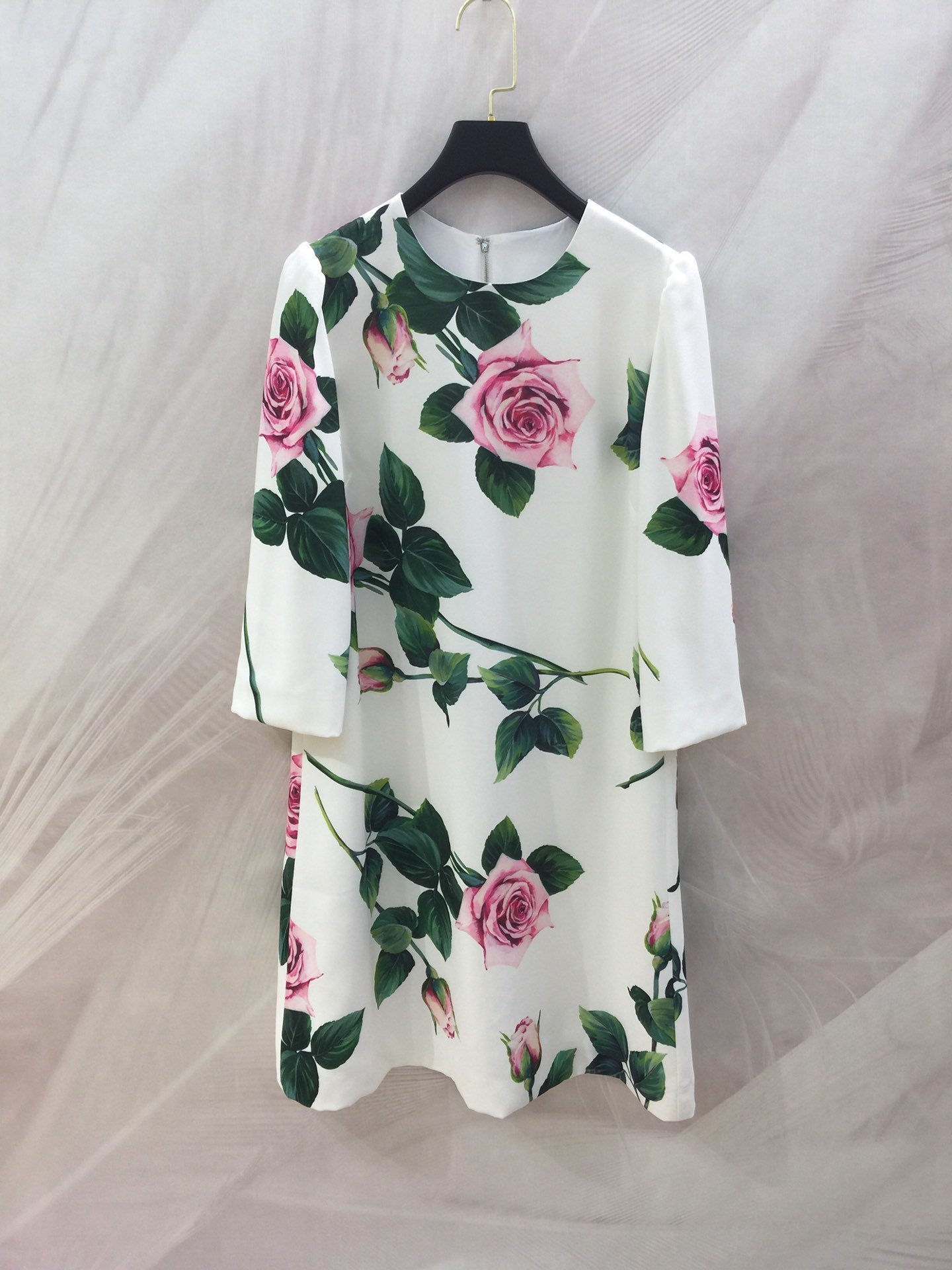 Image 2 - HH040  A new dress for early spring Welcome the coming spring.  flowerDresses   -