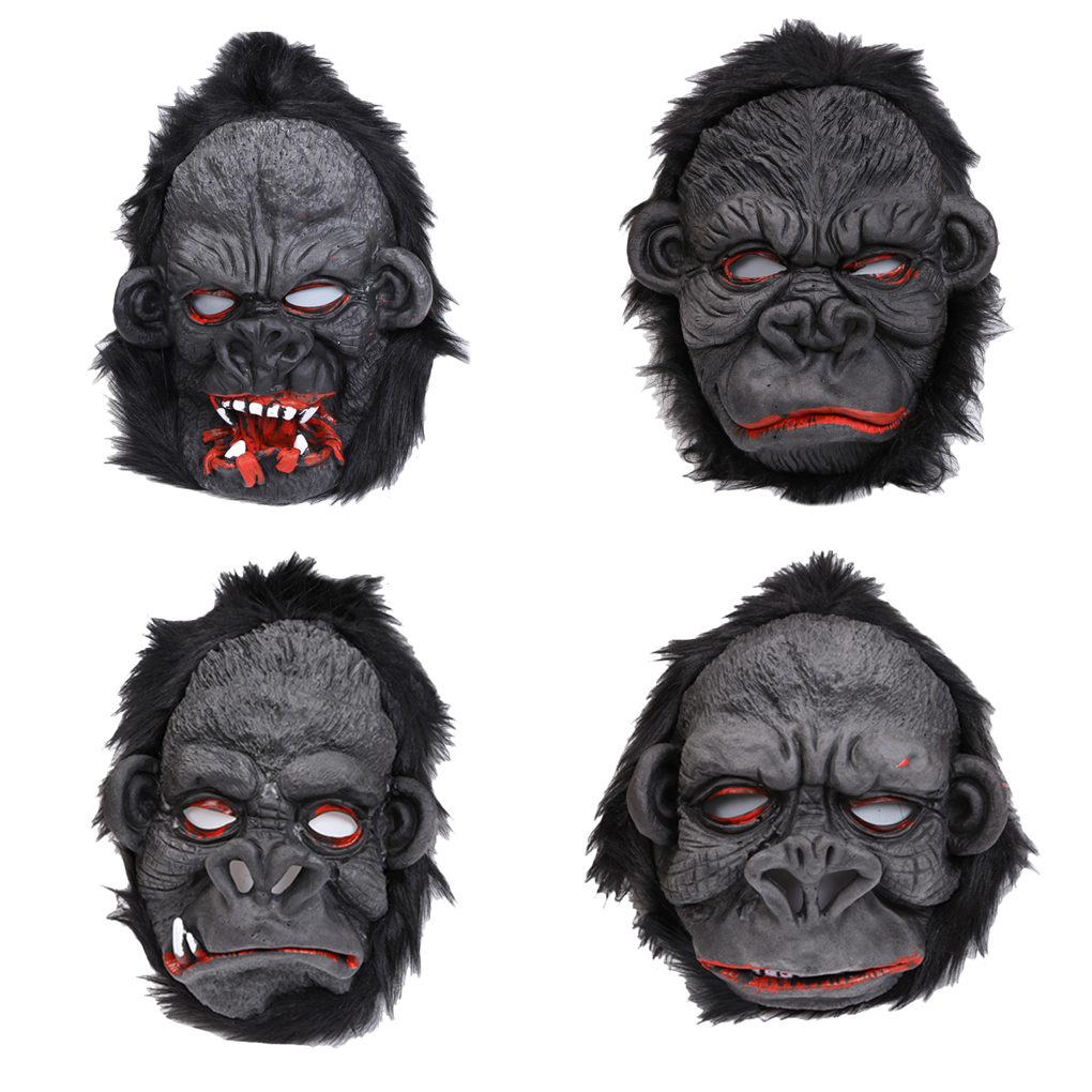 New Scary Halloween Party Mask Horror Movie Cosplay Photography Prop 2019 Men Women Festival Scary Party Mask Hot Sell image